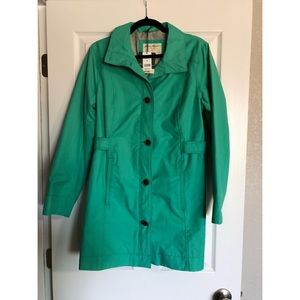 Eddie Bauer Christine Trench Coat - NWT